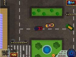 Superhero Racer game