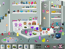 Hidden Objects-Bedroom 2 game