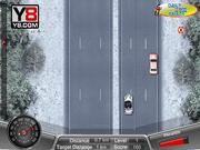 Play Winter death race Game