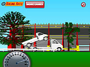 Porsche Thief game