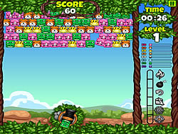 Jungle Blocks game