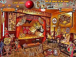 Gioca gratuitamente a Oriental Shop Enigma