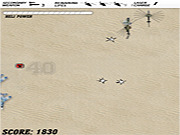 Play Desert strike Game
