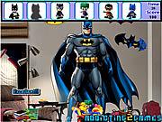 Batman Bedroom Hidden Objects game