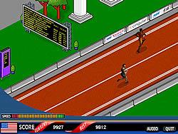 Gioca gratuitamente a Grab the Glory: 100 Meter Sprint