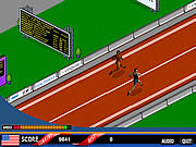 juego Grab the Glory: 100 Meter Sprint