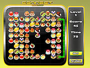 Connect CafeLand game