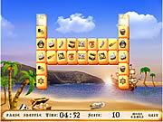 Island Secret Mahjong game
