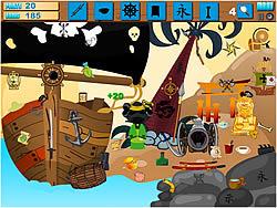 Ninja Pirate Hidden game