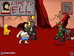 juego Hobo 6 Hell Game