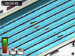 Swimming Race game