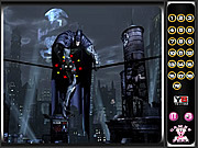 Play Batman 3 Hidden Numbers game