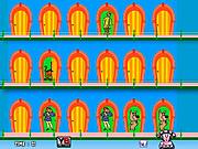 Door Memory-Scooby Doo game