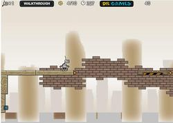 Crashbot game