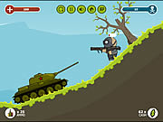 Russian Tank vs Hitler's Army game