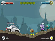 Wheels and Zombies game