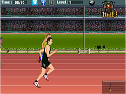 Olympic 2012 - Running Race game