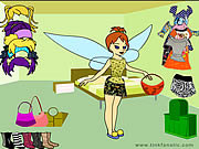 Tinkerbell Dress up 2 game