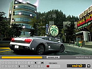 Play Super cars hidden letters Game