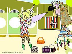 Gioca gratuitamente a Tinkerbell Dress up 4