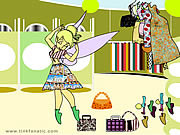 Play Tinkerbell dress up 4 Game