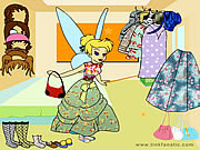 Tinkerbell Dress up 5 game