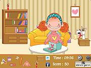 Girls Room Hidden Object game