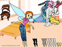 Gioca gratuitamente a Tinkerbell Dress up 7