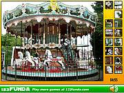 Hidden Spots Merrygoround game