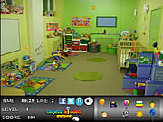 Baby Room Hidden Objects game