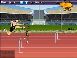 เล่นเกมฟรี Olympics 2012 Hurdles