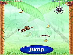 Monkey Jump Game game