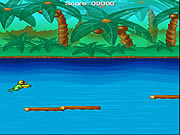 Play free game Jungle Frog