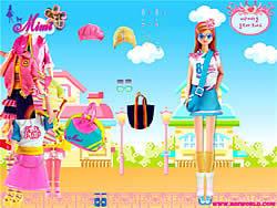 gra Barbie