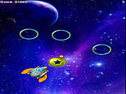 Play free game Space Rings