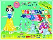 Play Princess storey Game