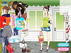 Funky Girl Fashion game