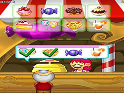 CakeShop game