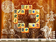 Ancient Indian Mahjong game