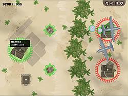 Permainan Airborne Wars