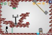 Play Kill a stickman level pack 1 Game