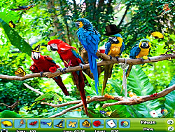 Zoo Hidden Objects game