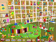 Children Toy Shop game