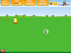 Chick Vs Snake game