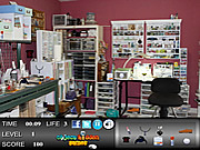 Makeover Room Hidden Objects game