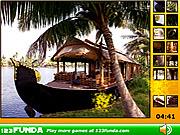 Hidden Spot - BoatHouse game