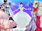 Barbie in Gowns game