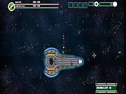 Deep Space Barrage game