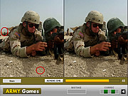 Military Units Difference game