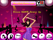 Dress Up Disco Style game
